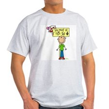 Must Be This Tall T-Shirt