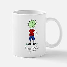 Too Much Fair Mug