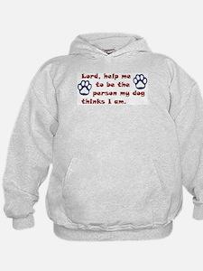Dog Prayer Hoodie