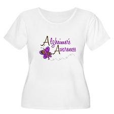 AD Awareness 1 Butterfly 2 T-Shirt