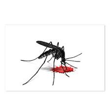 Unique Bug Postcards (Package of 8)