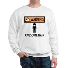 Awesome Fro Sweatshirt