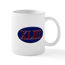 XLIII - Forty-Three Mug