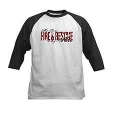 Sister My Hero - Fire & Rescue Tee