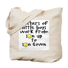 Funny Stay home moms Tote Bag