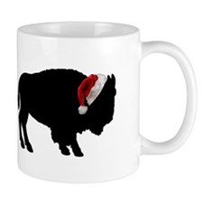 Buffalo Santa Mug