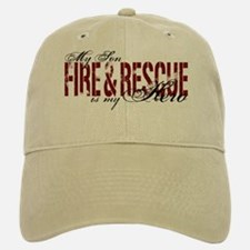 Son My Hero - Fire & Rescue Hat