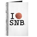 I (Yarn) Stitch 'n Bitch Journal