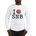 I (Yarn) Stitch 'n Bitch Long Sleeve T-Shirt