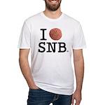 I (Yarn) Stitch 'n Bitch Fitted T-Shirt