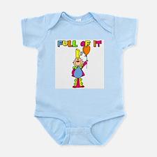 Clown Full of It Infant Bodysuit