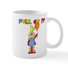 Clown Full of It Mug