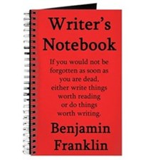 """Benjamin Franklin"" - Writer's Notebook"