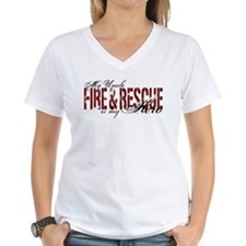 Uncle My Hero - Fire & Rescue Shirt