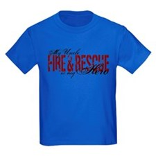 Uncle My Hero - Fire & Rescue T