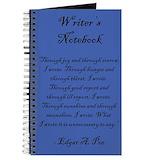 Raven journals Journals & Spiral Notebooks
