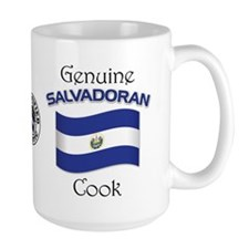 Genuine Salvadoran Cook Mug