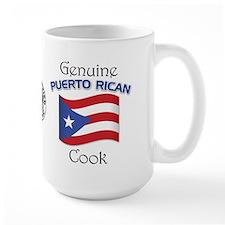 Genuine Puerto Rican Cook Mug
