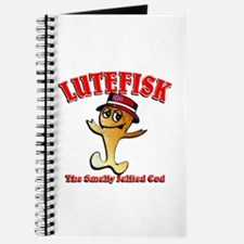 Lutefisk the dried codfish Journal
