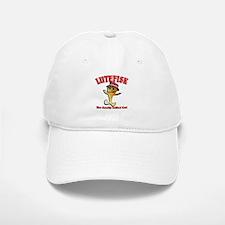 Lutefisk the dried codfish Baseball Baseball Cap