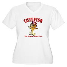 Lutefisk the dried codfish T-Shirt