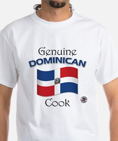 Genuine Dominican Cook Shirt