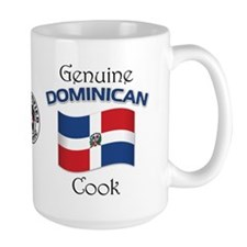 Genuine Dominican Cook Mug