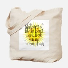 Cute Army strong mom Tote Bag
