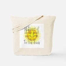 Unique Mom Tote Bag