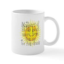 Cute Work at home moms Mug