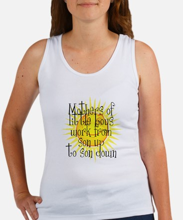 Cool Stay at home Women's Tank Top
