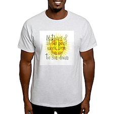 Unique Working mom T-Shirt