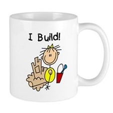 Girl I Build Sand Castles Mug