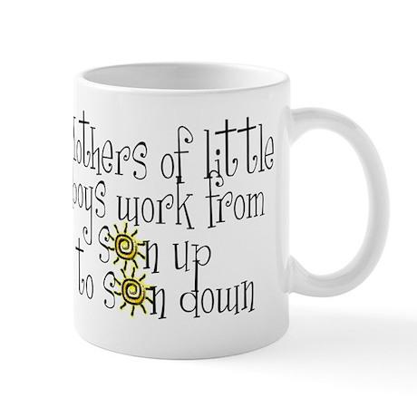 son up shirt Mugs
