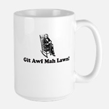 Old Man Cruthers Said It! Mug
