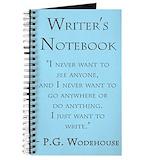 Writers Journals & Spiral Notebooks
