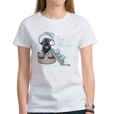 Schnoodle Howliday Tee