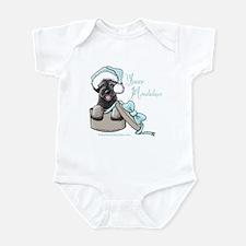 Schnoodle Howliday Infant Bodysuit
