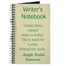 """""""Ralph Waldo Emerson"""" Writer's Notebook"""