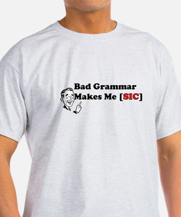 [SIC] and Tired T-Shirt