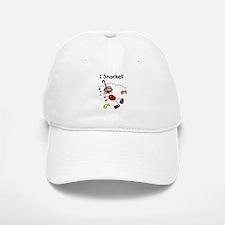 I Snorkel Baseball Baseball Cap