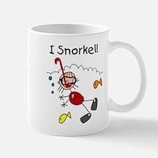 I Snorkel Mug