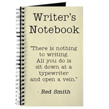 """Red Smith"" - Writer's Notebook"