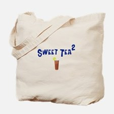 Sweet Tea Squared Tote Bag