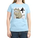 Funny Ox Women's Light T-Shirt