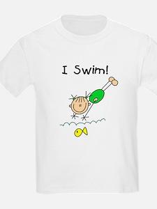 Girl I Swim T-Shirt
