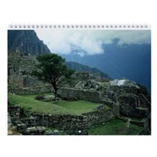 Scenic Places Wall Calendar