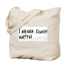 Cute Never Tote Bag