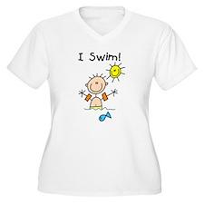 Boy I Swim T-Shirt