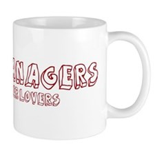 Sales Managers make better lo Mug